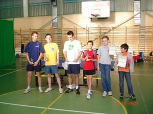 Zwyciezcy kategorii Junior